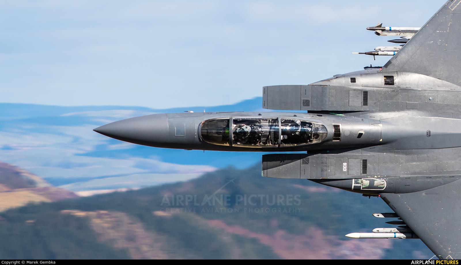 USA - Air Force LN301 aircraft at