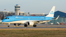 PH-EZU - KLM Cityhopper Embraer ERJ-190 (190-100) aircraft