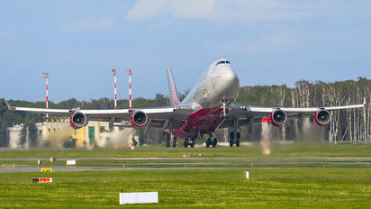 EI-XLM - Rossiya Boeing 747-400