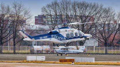 9A-HRP - Croatia - Police Agusta Westland AW139