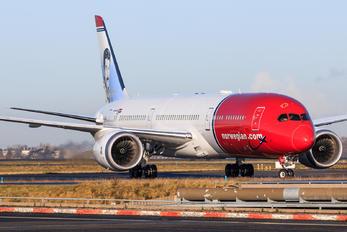 G-CKNA - Norwegian Air UK Boeing 787-9 Dreamliner