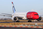 G-CKNA - Norwegian Air UK Boeing 787-9 Dreamliner aircraft