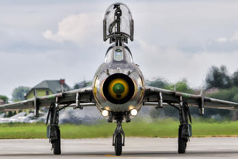 9102 - Poland - Air Force Sukhoi Su-22M-4