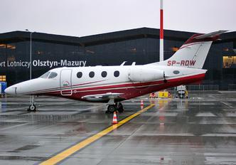 SP-RDW - Jet Story Beechcraft 390 Premier