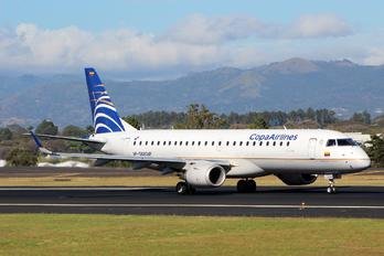 HP-1566CMP - Copa Airlines Embraer ERJ-190 (190-100)