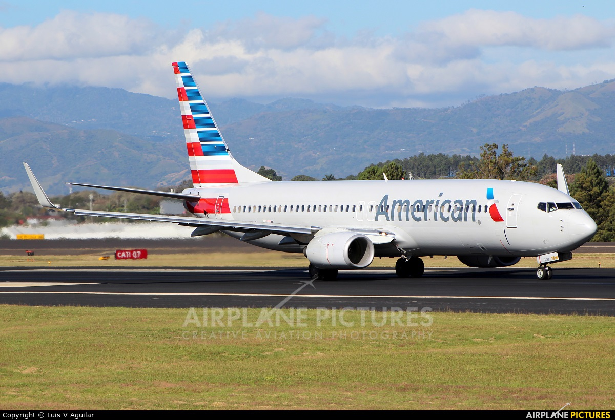 American Airlines N957NN aircraft at San Jose - Juan Santamaría Intl