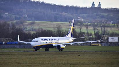 EI-GDI - Ryanair Boeing 737-8AS