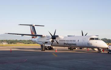 RP-C5906 - Philippines Airlines Express de Havilland Canada DHC-8-400Q / Bombardier Q400