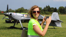 SP-EED - Private - Aviation Glamour - Model aircraft