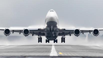 D-ABYI - Lufthansa Boeing 747-8