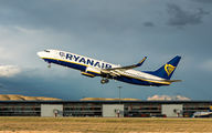 EI-FZO - Ryanair Boeing 737-8AS aircraft
