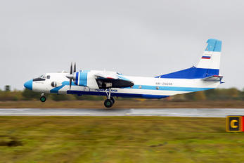 RA-26008 - KrasAvia Antonov An-26 (all models)