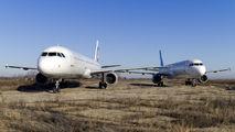 SX-BHT - Olympus Airways Airbus A321 aircraft