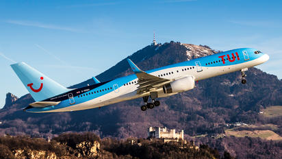 G-OOBH - TUI Airways Boeing 757-200