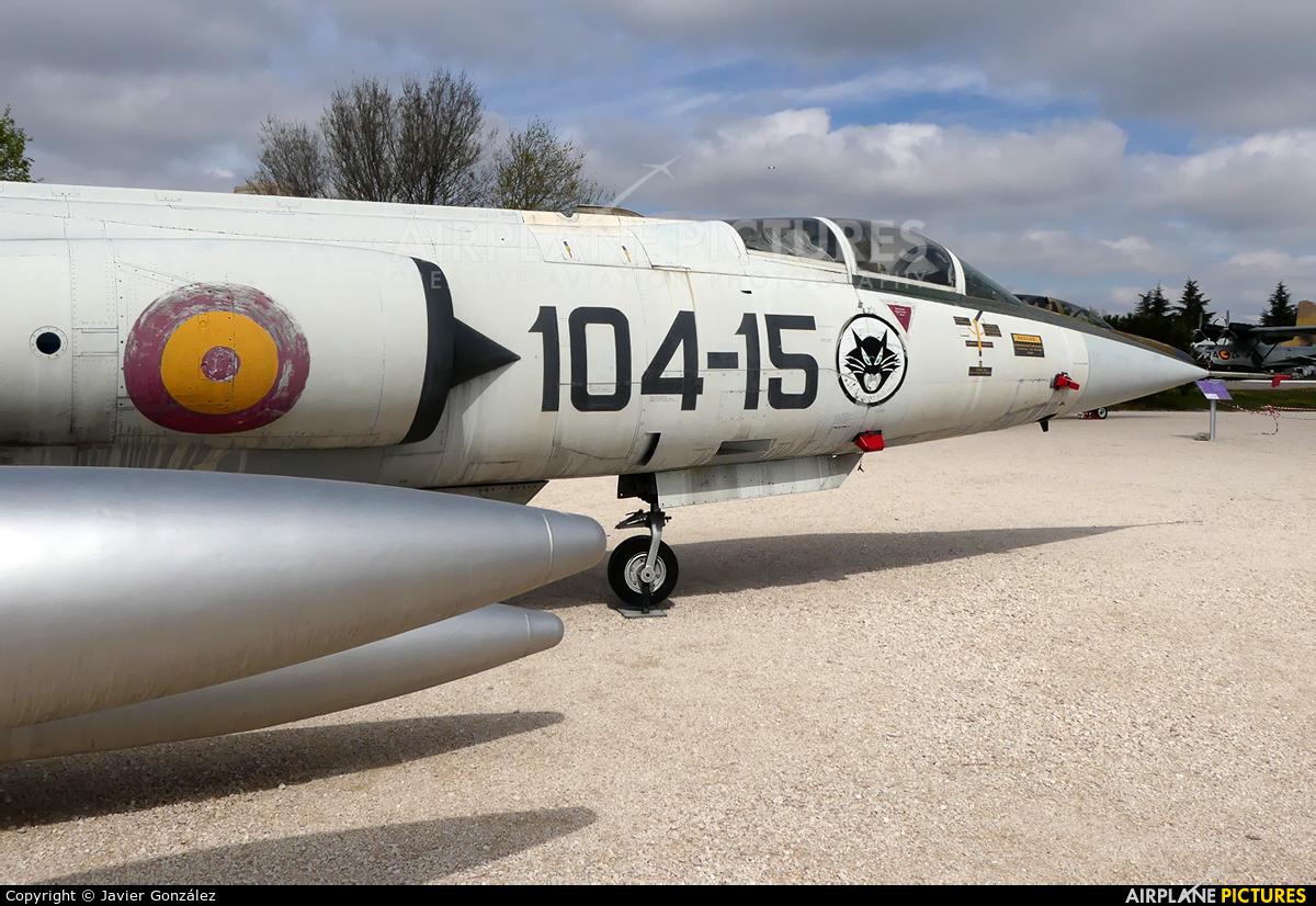 Spain - Air Force C.8-15 aircraft at Madrid - Cuatro Vientos