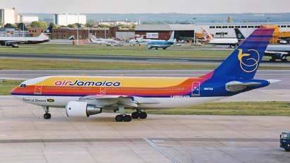 N837AB - Air Jamaica Airbus A310