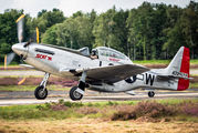 PH-VDF - Private North American P-51D Mustang aircraft
