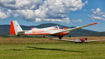 9A-DBV - Private Scheibe-Flugzeugbau SF-25 Falke