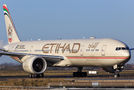 Etihad Airways Boeing 777-300ER A6-ETS at Paris - Charles de Gaulle airport