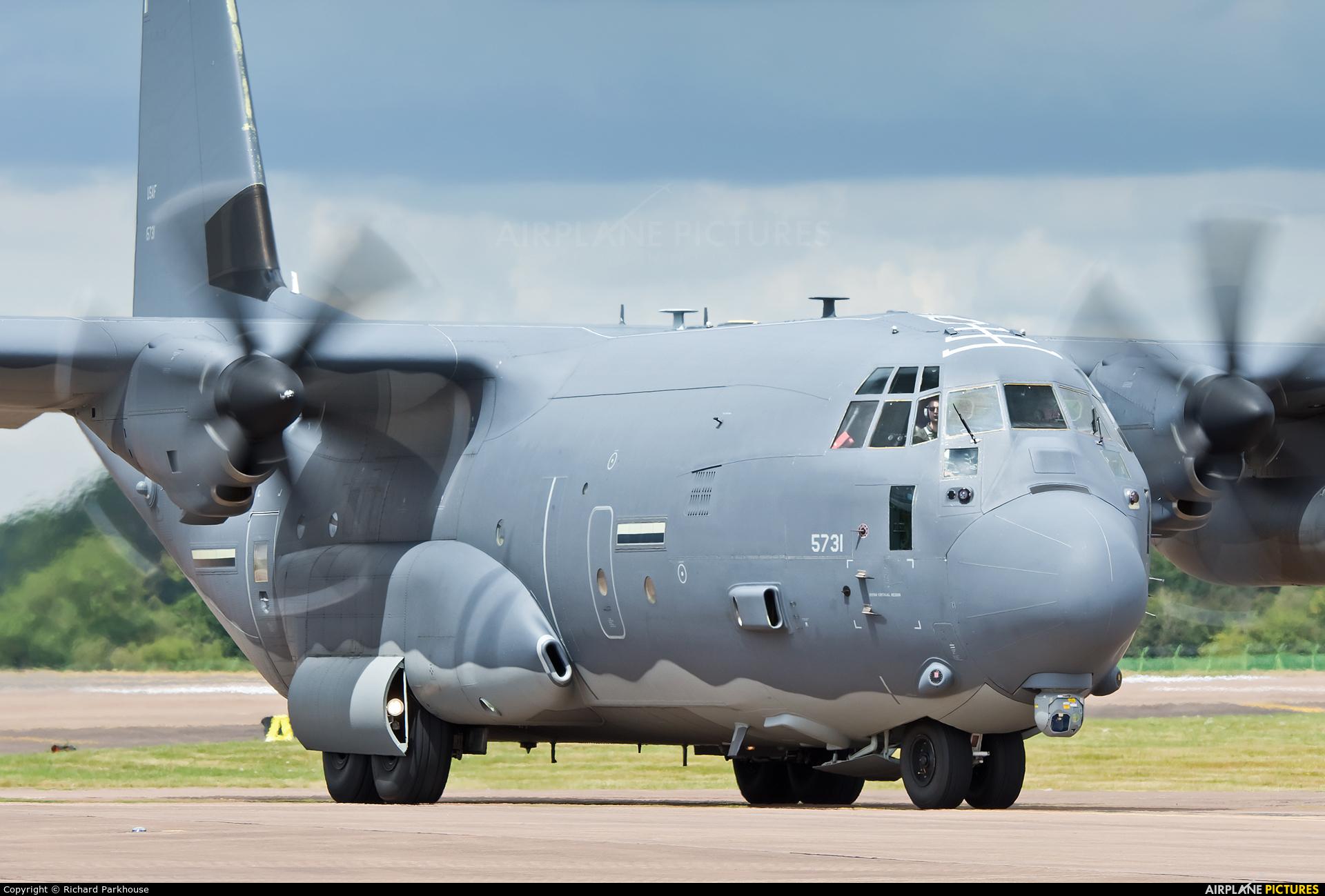 USA - Air Force 11-5731 aircraft at Fairford