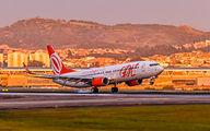PR-GTE - GOL Transportes Aéreos  Boeing 737-800 aircraft