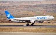 EC-JZL - Air Europa Airbus A330-200 aircraft