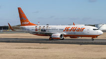 HL8051 - Jeju Air Boeing 737-800 aircraft