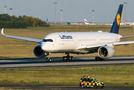 Lufthansa Airbus A350-900 D-AIXC at Budapest - Ferihegy airport