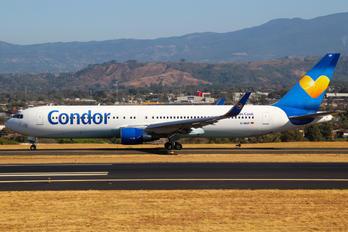 D-ABUF - Condor Boeing 767-300ER