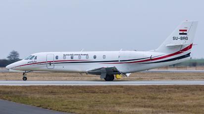 SU-BRG - Egypt - Government Cessna 680 Sovereign