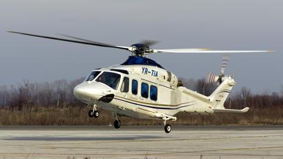 YR-TIA -  Agusta Westland AW139
