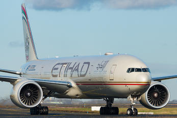 A6-ETS - Etihad Airways Boeing 777-300ER