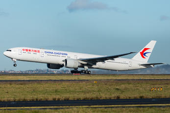 B-2021 - China Eastern Airlines Boeing 777-300ER