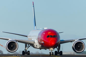 G-CKMU - Norwegian Air UK Boeing 787-9 Dreamliner