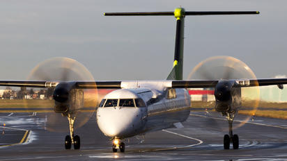 YL-BAX - Air Baltic de Havilland Canada DHC-8-400Q / Bombardier Q400