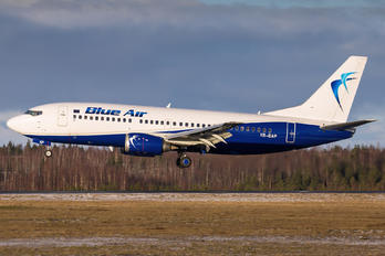YR-BAP - Blue Air Boeing 737-300