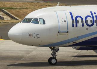 VT-IET - IndiGo Airbus A320
