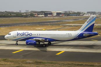 VT-IDM - IndiGo Airbus A320