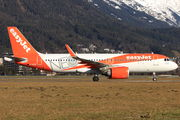 G-UZHB - easyJet Airbus A320 NEO aircraft