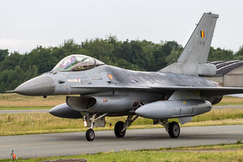 FA-56 - Belgium - Air Force General Dynamics F-16AM Fighting Falcon