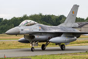 FA-56 - Belgium - Air Force General Dynamics F-16AM Fighting Falcon aircraft