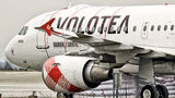 Volotea Airlines Airbus A319 EC-MTN at Rzeszów-Jasionka  airport