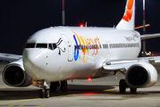 SU-TMH - FlyEgypt Boeing 737-800 aircraft