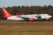 PH-CDF - Corendon Dutch Airlines Boeing 737-800 aircraft