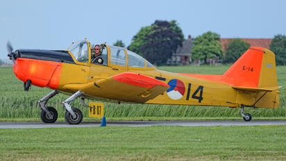PH-AFS - Private Fokker S-11 Instructor