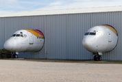 EC-CFG - Iberia Boeing 727-200 (Adv) aircraft