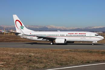 CN-ROC - Royal Air Maroc Boeing 737-800