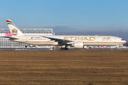 A6-ETN - Etihad Airways Boeing 777-300ER aircraft