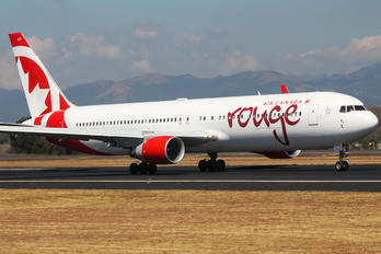 C-FMWP - Air Canada Rouge Boeing 767-300ER