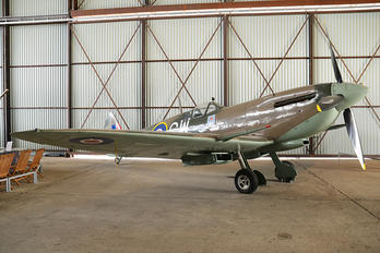 TB597 - Private Supermarine Spitfire LF.XVI